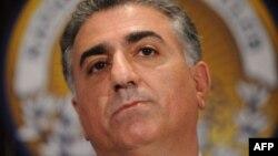 Iran's former Crown Prince Reza Pahlavi