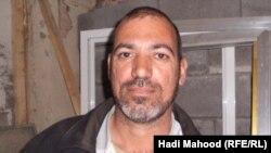 حيدر عبد الزهرة لاجىء سابق في رفحاء