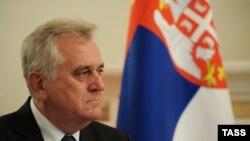 Presidenti serb, Tomisllav Nikolliq.