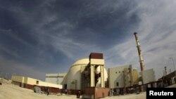 Иранска постројка за збогатување на ураниум.
