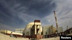 Ирандагы Бушер АЭСинин көрүнүшү, 26.10.2010
