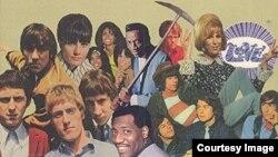 Фрагмент обложки альбома Jon Savage' 1966: The Year the Decade Exploded