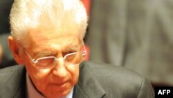 Новиот италијански премиер Марио Монти