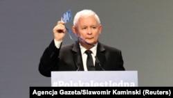 Jaroslaw Kaczynski, predsjednik vladajuće stranke PiS, de facto lider Poljske