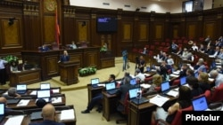 Հայաստանի Ազգային ժողովի նիստ, արխիվ