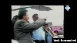 Snimak sa mitinga na kojem je Šešelj širio govor mržnje