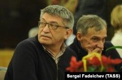 Александр Сокуров и Юрий Арабов