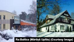 Латвиядагы «Amber Spa Hotel» жана «Lauvaskalni» мейманканалары дагы өзбектерге караштуу.