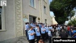 Protesta në Zugdidi
