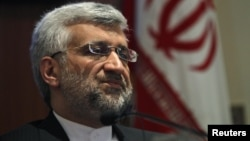 Iran's top nuclear negotiator, Said Jalili, made the announcement on January 4 during a visit to India.