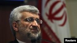 Shefi i ekipit neogicator të Iranit Saeed Jalili