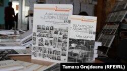 Lansarea cărţilor Europei Libere la Ialoveni