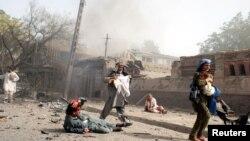 Нападение на посольство Индии в Кабуле было также совершено в июле 2008 года.