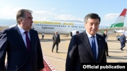 """Аэропорт """"Иссык-Куль"""", 26 июля"""