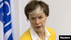 Верховний комісар ОБСЄ у справах національних меншин Астрід Турс