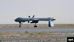 Беспилотный летательный аппарат ВВС США. Иллюстративное фото.