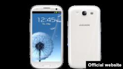 Samsungov telefon S3