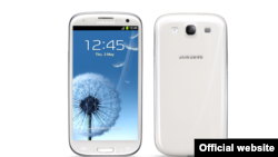 Samsung, попередня модель