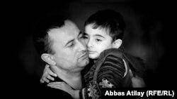 Азербайжандагы качкындар лагеринин тургундары - 08.04.2014