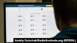 Реєстр електронних декларацій