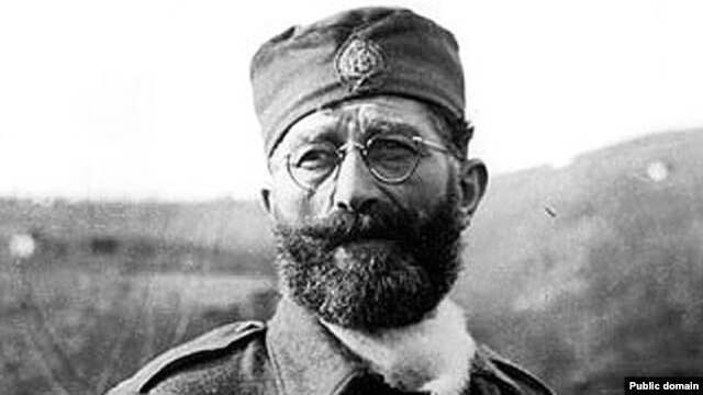 Draza Mihailovic, the controversial World War II-era commander of the Chetnik movement