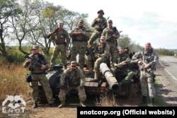 Pirpadnici E.N.O.T. Corpa u Donbasu