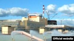 Россиядаги атом электр станцияларидан бири.