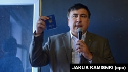 Mikheil Saakashvili gave up his Georgian citizenship to accept Ukrainian citizenship, which was then removed.