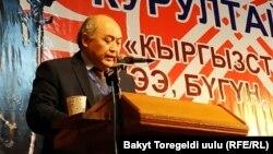 Кадыр Кошалиев.