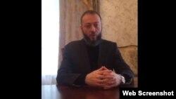 Правозащитник Магомед Хазбиев