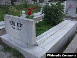 Oğuz Atayın məzarı