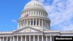 Капитолий, Вашингтон. (Көрнекі сурет).
