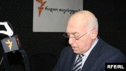 Грузинский политолог Сосо Цискаришвили