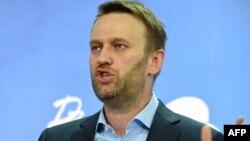 Ресейлік оппозицияшыл белсенді Алексей Навальный.