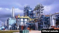 Татарстанның нефтехимия сәнәгате ширкәтләренең берсе