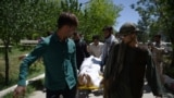 Kabul, 31-nji maý, 2017.