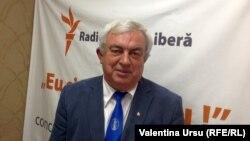 Gheorghe Duca la un interviu cu Europa Liberă