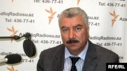 Юрист Намизад Сафаров