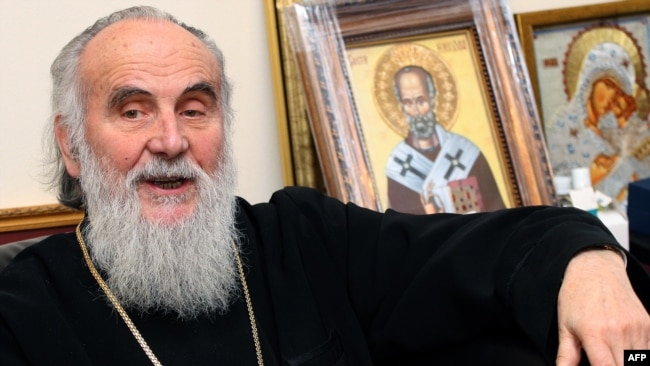 Gde su Srbi, tu je Srbija: Patrijarh SPC Irinej
