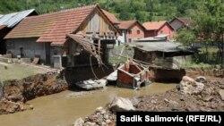 Posljedice od poplava u Srebrenici, 19. maj