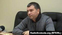 Голова Окружного адміністративного суду Києва Павло Вовк