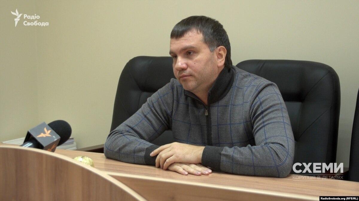 Окружной админсуд Киева избрал своим председателем фигуранта расследования НАБУ Павла Вовка