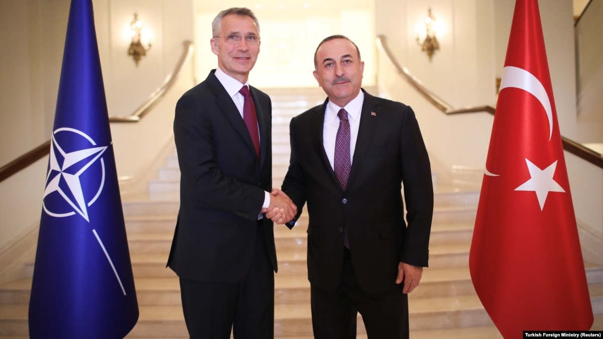 Stoltenberg 'Concerned' About Turkish Plans To Buy Russian