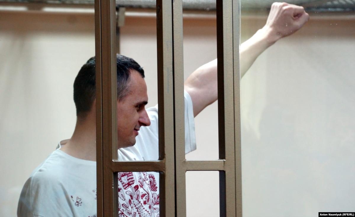 Путин боится Олега Сенцова – чешский журналист