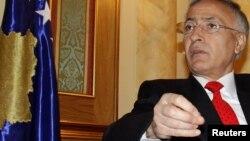 Претседателот на косовскиот парламент Јакуп Красниќи.