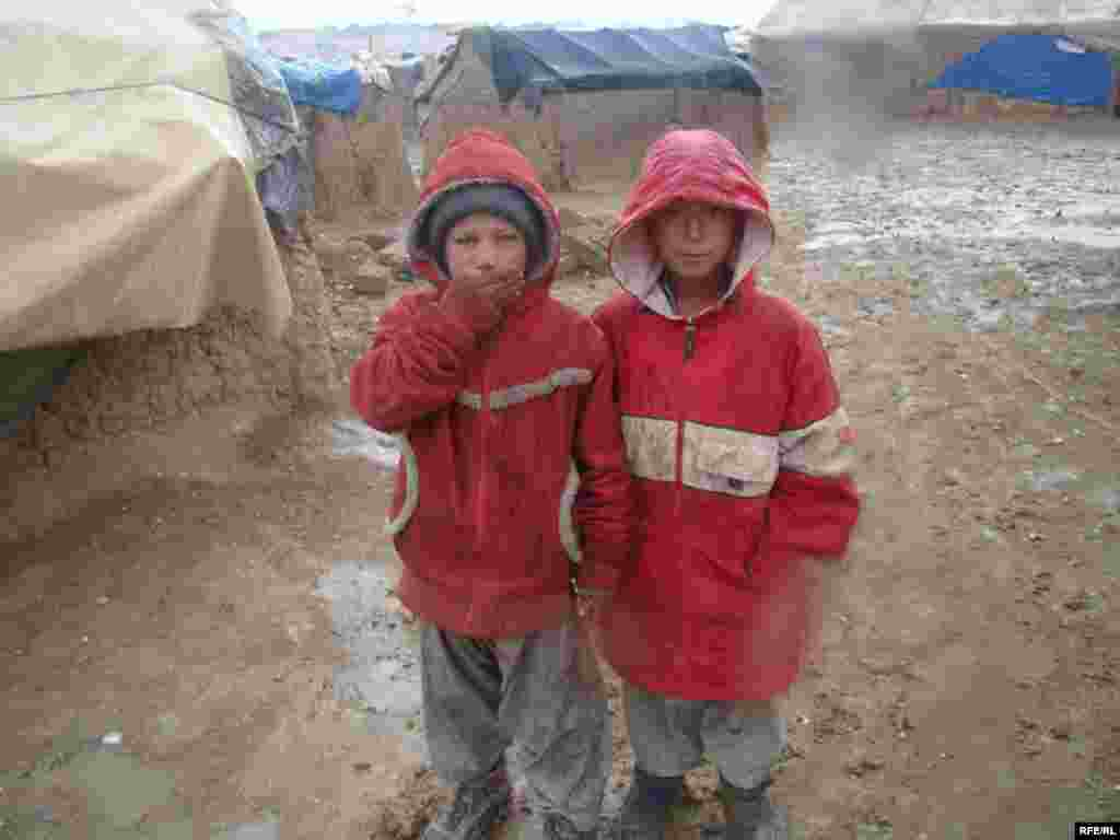 طبق گزارشهای سازمانهای غیردولتی گروه بزرگی از کودکان افغان در فقر زندگی میکنند