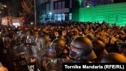 Тбилиси. 8 ноябрь, 2020-жыл.
