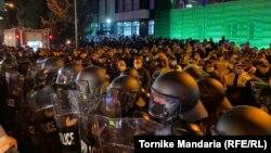 Тбилиси 8 ноября 2020.