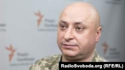 Владислав Волошин, заступник начальника прес-службу Генштабу ЗСУ