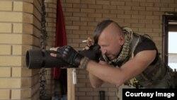 Василь Сліпак загинув на Донеччині вранці 29 червня 2016 року від кулі снайпера